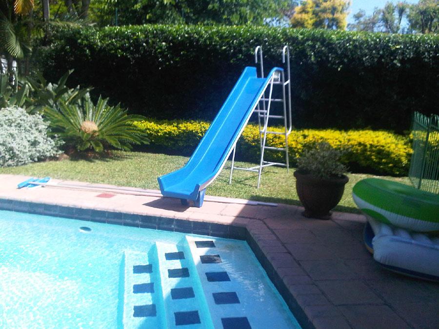 Slides playground world